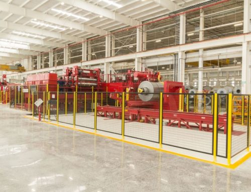 Steel Service Center Spotlight: NMM Monterrey