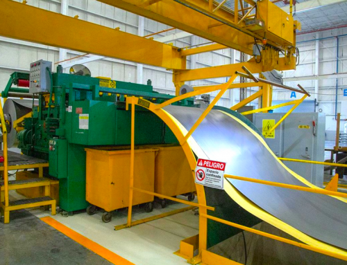 Unmatched Logistical Advantage: National Material of Mexico Steel Processing Capabilities