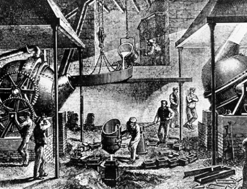 The Evolution of Modern Steel Processing