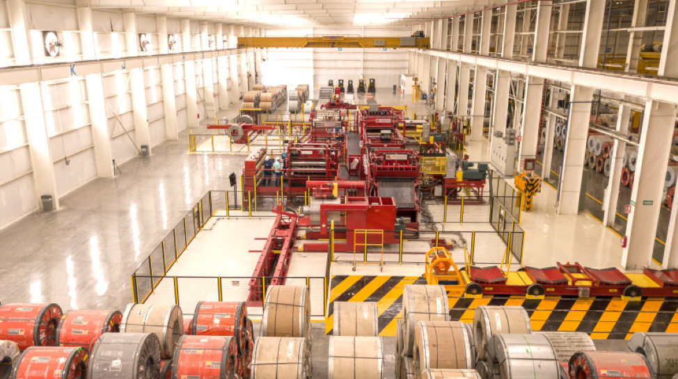 NMM: Advanced High Strength Steel Processing in Mexico
